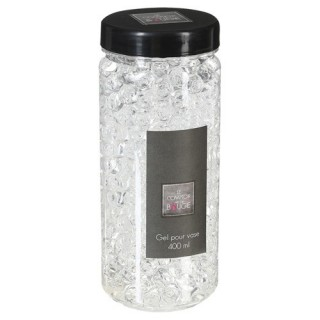 Gel pour vase Crystal - 400 ml. - Transparent