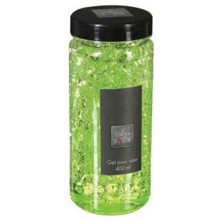 Gel pour vase Crystal - 400 ml. - Vert