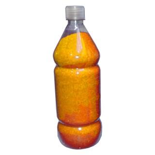 Sable décoratif - 1,5 kg - Orange