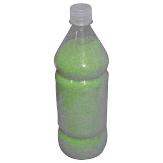 Sable décoratif - 1,5 kg - Vert