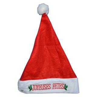 Bonnet de noël lumineux - Joyeuses fêtes