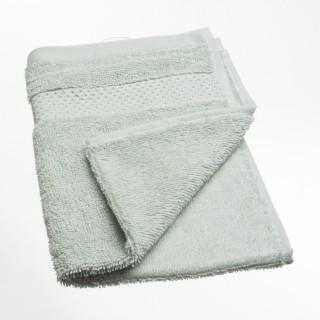 Serviette de toilette Coton peigné - 50 x 30 cm. - Amande