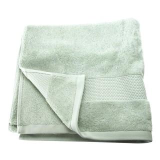 Serviette de toilette Coton peigné - 90 x 50 cm. - Amande