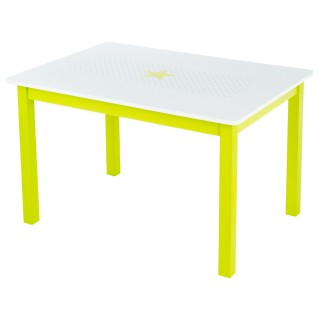 Table Enfant - 77 x 55 cm. - Vert