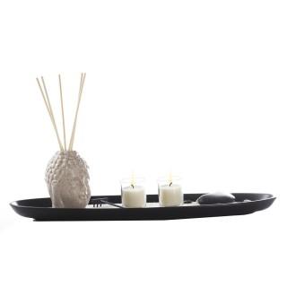 Coffret senteur - 5 bâtons d'encens - Parfum Bambou