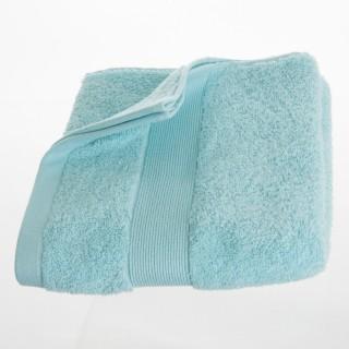 Serviette de toilette - 50 x 90 cm. - Bleu clair