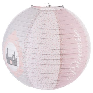 Lanterne Boule - Diam. 45 cm. - Princesse