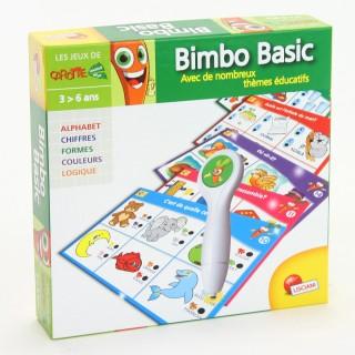 Jeu éducatif avec stylo intéractif - Bimbo basic