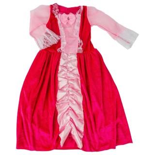 Deguisement de princesse Robe de luxe - Satin