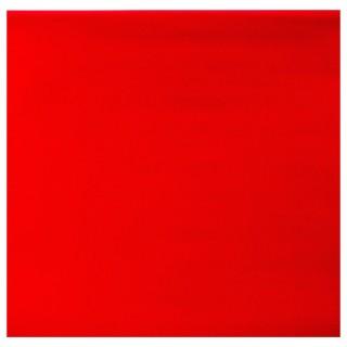 Papier cadeau - 200 x 70 cm. - Rouge