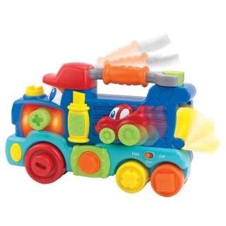 Camion bavard - Son et lumières