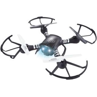 Drone télécommandé avec caméra - Noir