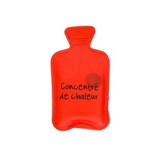 Chaufferette bouillote - Rouge