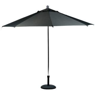 Parasol Nouméa - Diam. 3 m - Ardoise