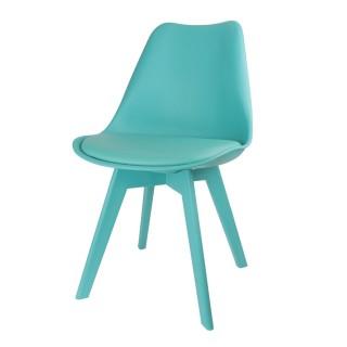 Chaise Full couleur- Bleu
