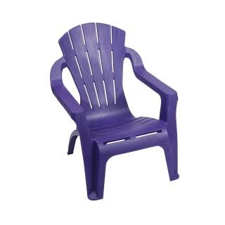 Chaise enfant Selva - Violet