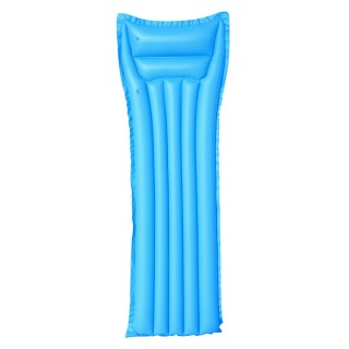 Matelas Pneumatique Plouf - Bleu Mat