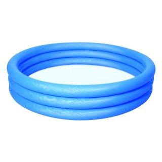 Piscine gonflable 3 boudins Atlantica - Diam. 1,5 m - Bleu