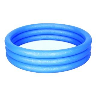 Piscine gonflable 3 boudins Atlantica - Diam. 1 m - Bleu