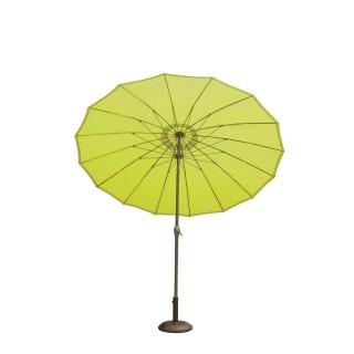 Parasol rond Orfeas - Diam. 2,70 m - Aubergine