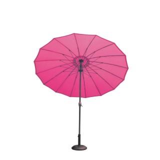 Parasol rond Orfeas - Diam. 2,70 m - Fuchsia