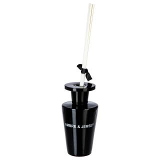 Diffuseur de parfum 150 ml - 6 bâtons - Ambre et Jersey