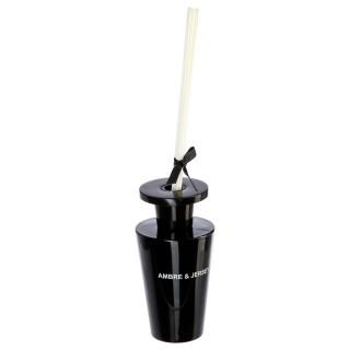 Diffuseur de parfum 300 ml - 8 bâtons - Ambre et Jersey