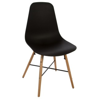 Chaise Esco - Noir