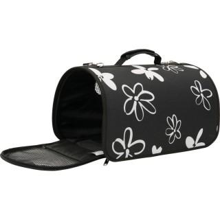 Panier de transport Flower - Taille L - Noir