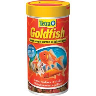 Nourriture Poissons rouges et d'eau froide Tetra Goldfish - 250 ml