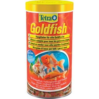 Nourriture Poissons rouges et d'eau froide Tetra Goldfish - 1 L