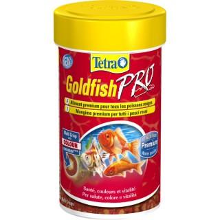 Nourriture Poissons d'eau froide Tetra Goldfish Crisps - 100 ml