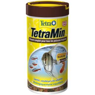 Nourriture Poissons tropicaux Tetra TetraMin - 250 ml