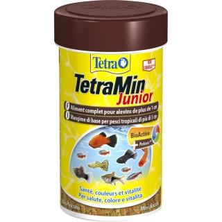 Nourriture Alevins Tetra TetraMin Junior - 100 ml