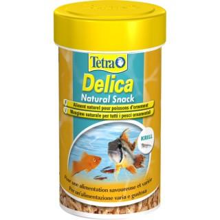 Complément d'alimentation Poissons d'ornement Tetra Delica Krill - 100 ml