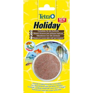 Nourriture Poissons tropicaux Tetra TetraMin Holidays - 30 g