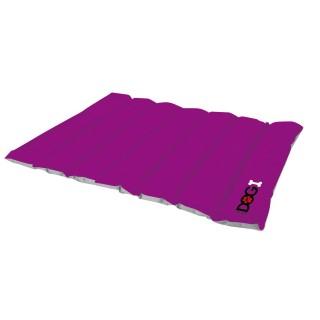 Coussin pour chien boudin - 90 x 70 cm - Dogi violet