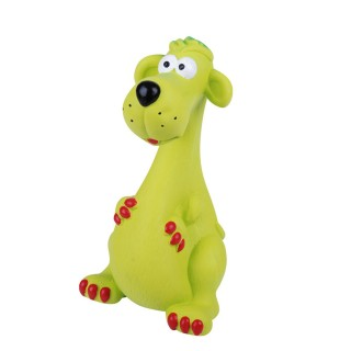 Jouet pour chien - Animal sonore - Vert