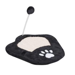 Griffoir pour chat - Balle de jeu - Noir
