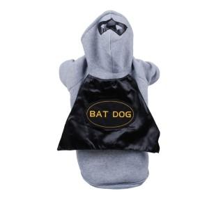 Costume pour chien Chauve Souris - Taille S - Gris