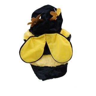 Costume pour chien Abeille - Taille S - Jaune