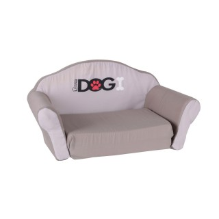 Sofa pour chien Dogi - Taille M - Taupe