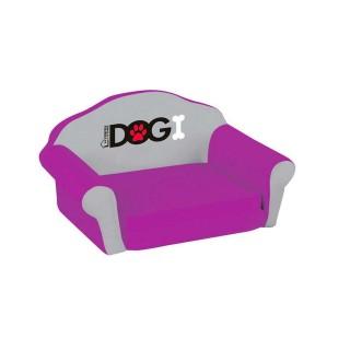 Sofa pour chien Dogi - Taille L - Violet