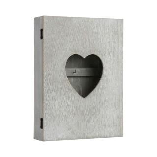 Boîtes à clés Cold Dream - 22 x 30 cm - Gris clair