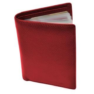 Porte cartes - Rouge