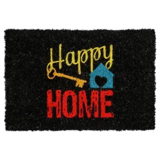 Paillasson Couleur - 60 x 40 cm - Happy Home