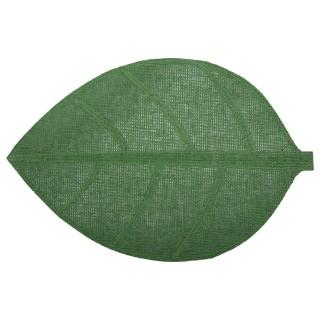 Set de table Feuille - 50 x 33 cm - Vert clair