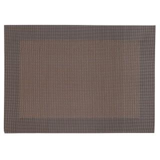 Set de table Rect - 50 x 35 cm - Chocolat