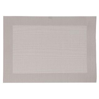 Set de table Rect - 50 x 35 cm - Taupe