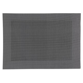 Set de table Rect - 50 x 35 cm - Gris foncé